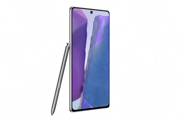 Telefon SAMSUNG Galaxy Note 20, 256GB, 8GB RAM, Dual SIM, 5G, Mystic Gray 1
