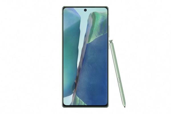Telefon SAMSUNG Galaxy Note 20, 256GB, 8GB RAM, Dual SIM, LTE, Mystic Green 0