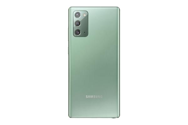 Telefon SAMSUNG Galaxy Note 20, 256GB, 8GB RAM, Dual SIM, LTE, Mystic Green 2