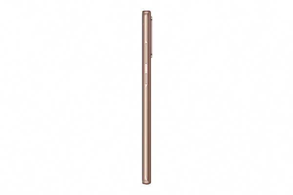 Telefon SAMSUNG Galaxy Note 20, 256GB, 8GB RAM, Dual SIM, LTE, Mystic Bronze [4]
