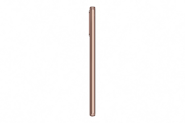 Telefon SAMSUNG Galaxy Note 20, 256GB, 8GB RAM, Dual SIM, LTE, Mystic Bronze [3]