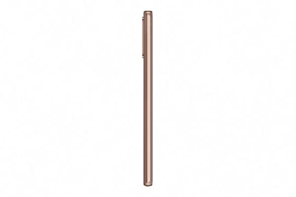 Telefon SAMSUNG Galaxy Note 20, 256GB, 8GB RAM, Dual SIM, 5G, Mystic Bronze 3
