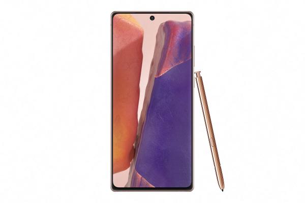 Telefon SAMSUNG Galaxy Note 20, 256GB, 8GB RAM, Dual SIM, 5G, Mystic Bronze 0