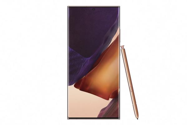 Telefon SAMSUNG Galaxy Note 20 Ultra, 256GB, 12GB RAM, Dual SIM, 5G, Mystic Bronze 0