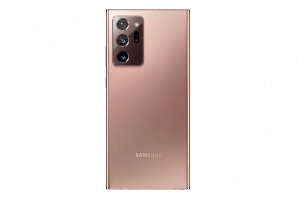 Telefon SAMSUNG Galaxy Note 20 Ultra, 256GB, 12GB RAM, Dual SIM, 5G, Mystic Bronze 2