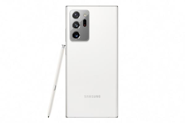 Telefon SAMSUNG Galaxy Note 20 Ultra, 256GB, 12GB RAM, Dual SIM, 5G, Mystic White 2