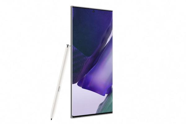 Telefon SAMSUNG Galaxy Note 20 Ultra, 256GB, 12GB RAM, Dual SIM, 5G, Mystic White 1