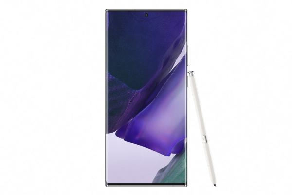Telefon SAMSUNG Galaxy Note 20 Ultra, 256GB, 12GB RAM, Dual SIM, 5G, Mystic White 0