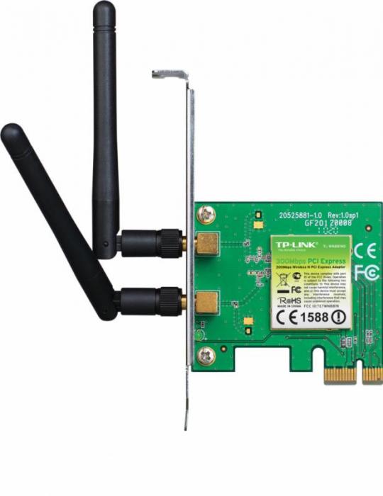 TPL ADAPT PCI-E N300 2.4GHZ ANT DET [0]