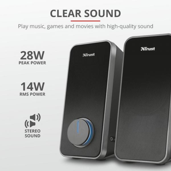 Trust Arys 2.0 Speaker Set 1