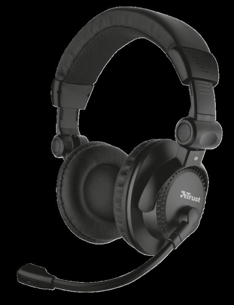 Trust Como Headset for PC and laptop 1