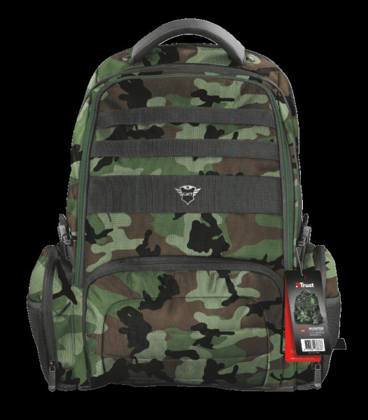 "Trust GXT 1250G Hunter G Backpack 17.3"" 9"