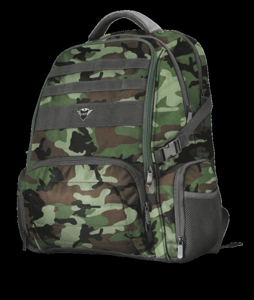 "Trust GXT 1250G Hunter G Backpack 17.3"" 0"