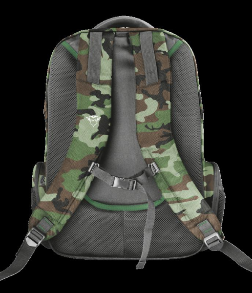 "Trust GXT 1250G Hunter G Backpack 17.3"" 3"