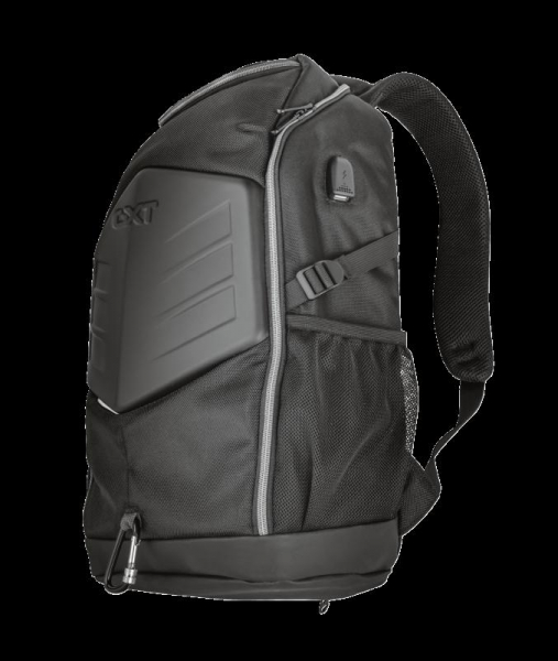 """Trust GXT 1255 Outlaw Backpack Black 15"""" 2"""