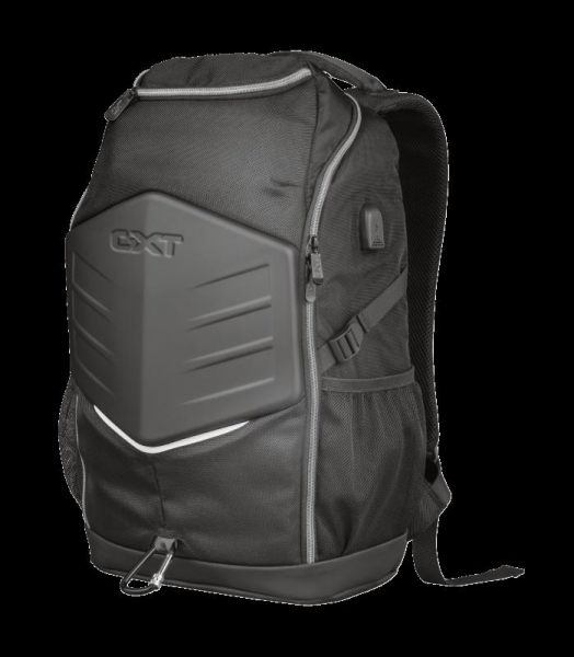 """Trust GXT 1255 Outlaw Backpack Black 15"""" 0"""