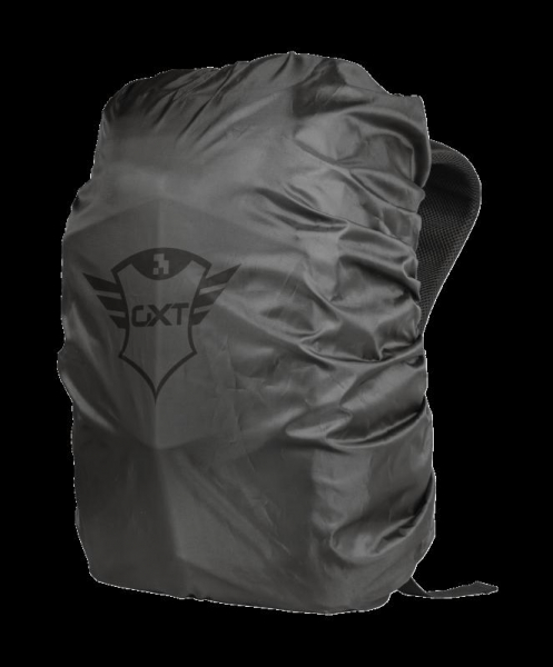 """Trust GXT 1255 Outlaw Backpack Black 15"""" 7"""