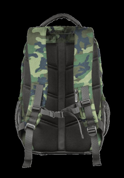 """Trust GXT 1255 Outlaw Backpack Camo 15"""" 3"""