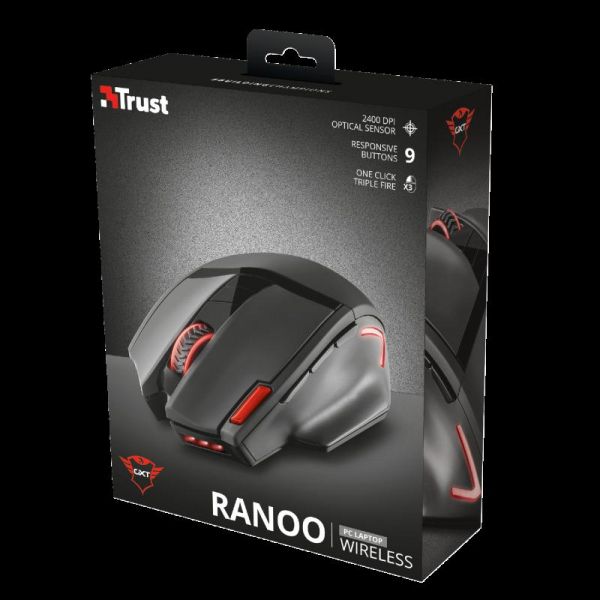 Trust GXT 130 Ranoo Wireless Gaming Mous 7