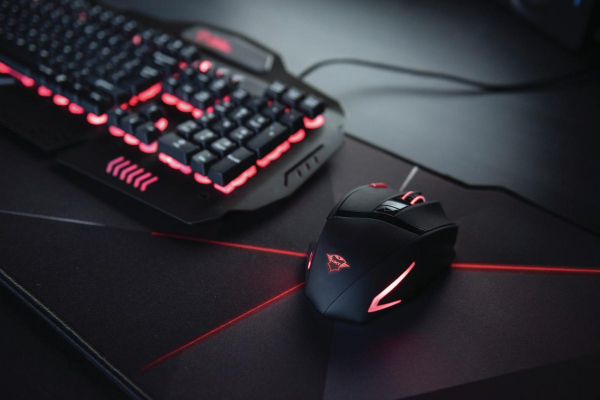 Trust GXT 130 Ranoo Wireless Gaming Mous 6