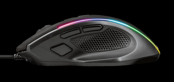Trust GXT 165 Celox RGB Gaming Mouse 2