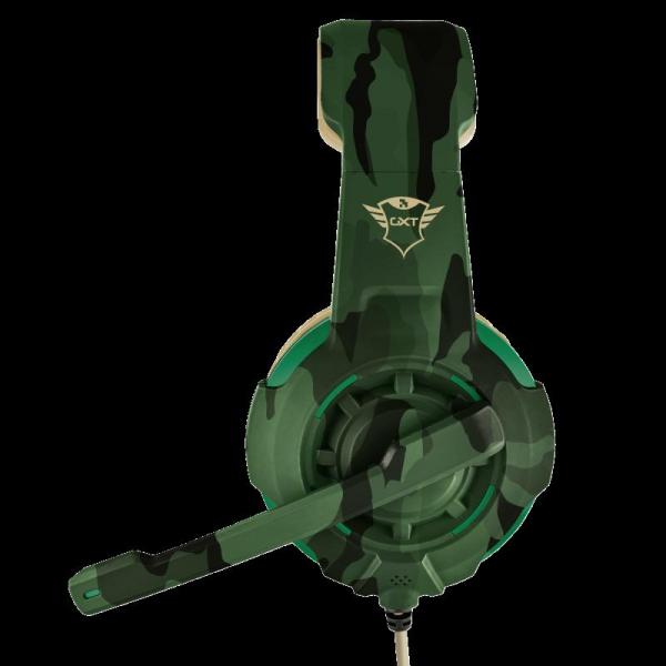 Trust GXT 310C Radius Headset - Jungle 4