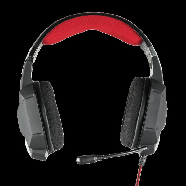 Trust GXT 322 Carus Gaming Headset Black 2