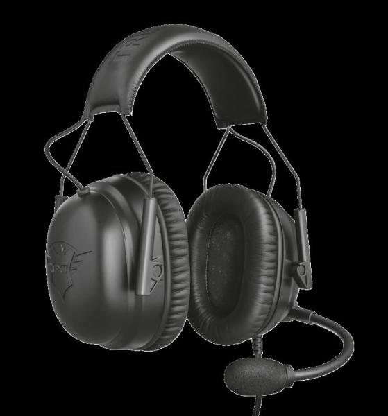 Trust GXT 444 Wayman Pro Gaming Headset 0