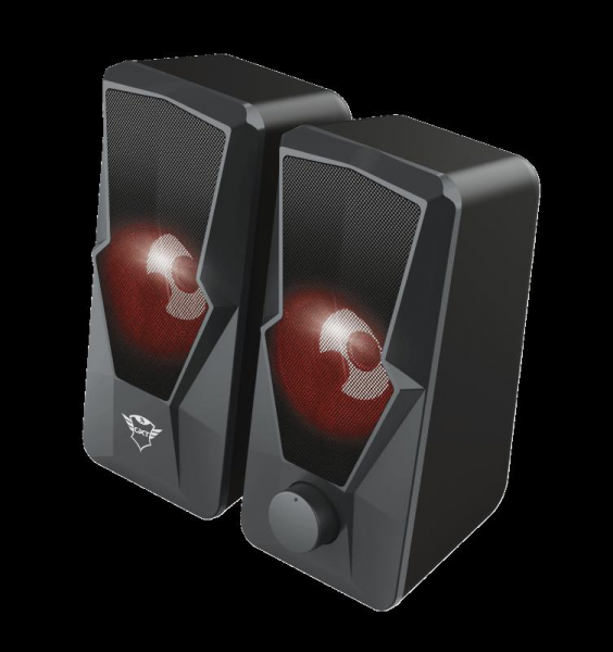 Trust GXT 610 Argus Red LED 2.0 Speaker 0