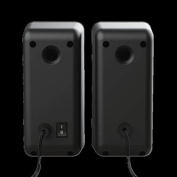 Trust GXT 610 Argus Red LED 2.0 Speaker 6