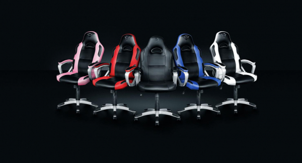 Trust GXT 705R Ryon Gaming Chair - red 5