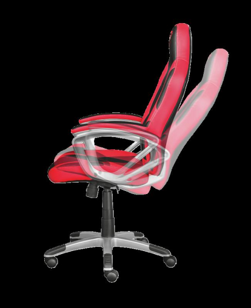 Trust GXT 705R Ryon Gaming Chair - red 1
