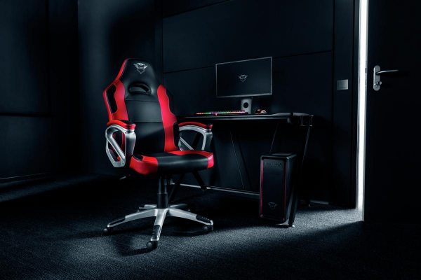 Trust GXT 705R Ryon Gaming Chair - red 6