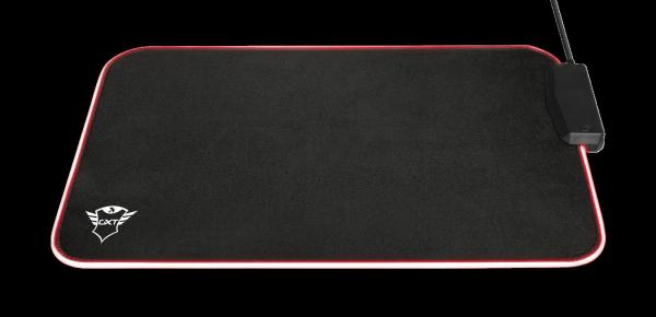Trust GXT 765 Glide-Flex RGB Mouse Pad 0