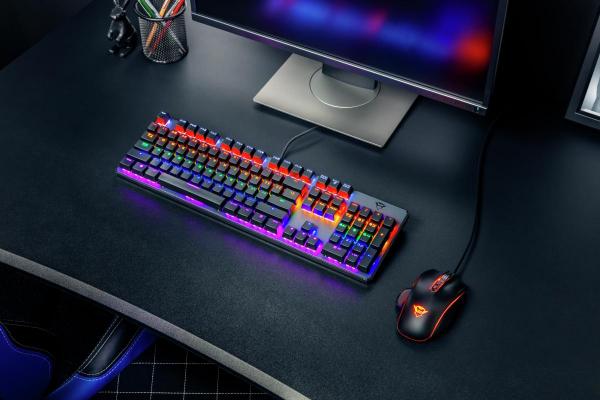 Trust GXT 865 Asta Mechanical Keyboard 5