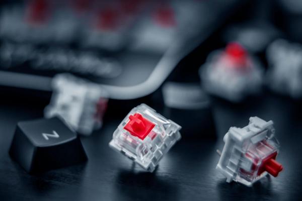 Trust GXT 865 Asta Mechanical Keyboard 7