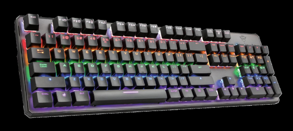 Trust GXT 865 Asta Mechanical Keyboard 4