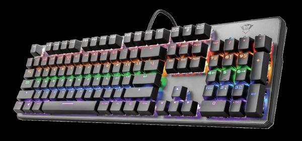 Trust GXT 865 Asta Mechanical Keyboard 3