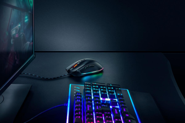 Trust GXT 900 Qudos RGB Gaming Mouse 8
