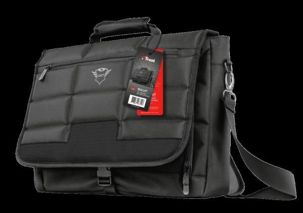 "Trust GXT1270 Bullet Messenger Bag 15.6"" 12"