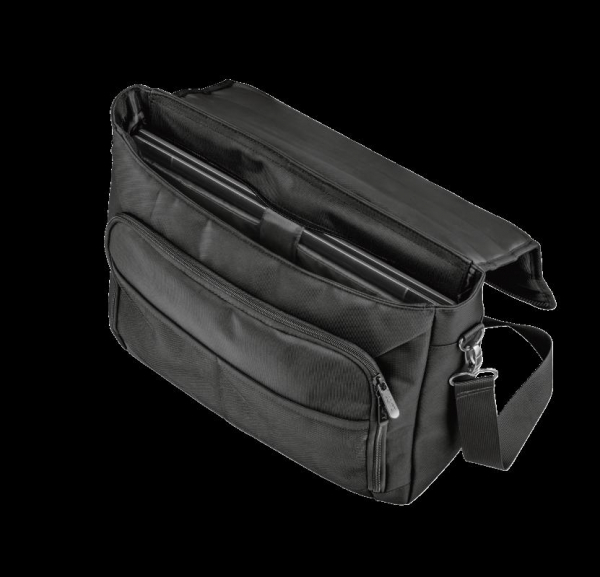 "Trust GXT1270 Bullet Messenger Bag 15.6"" 7"