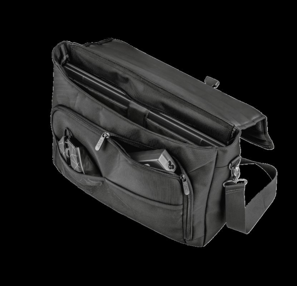 "Trust GXT1270 Bullet Messenger Bag 15.6"" 8"