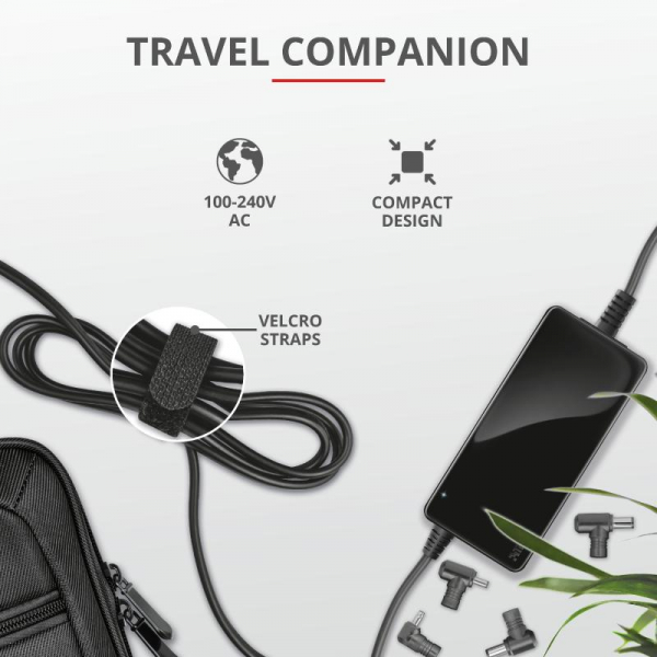 Trust Maxo 90W Laptop Charger for Dell 5