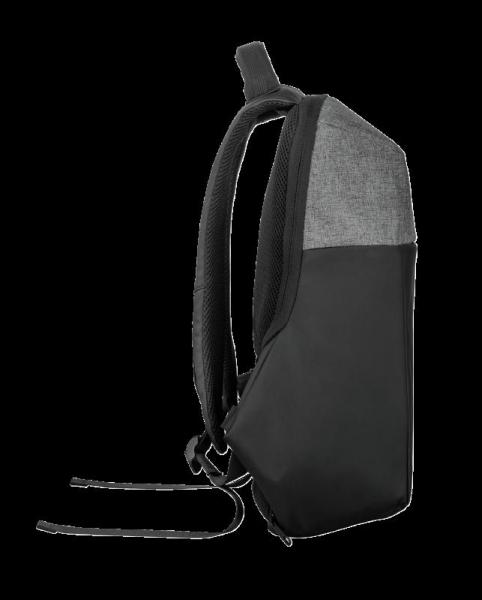"Trust Nox Anti-theft Backpack 16"" Black [8]"