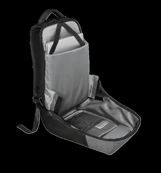 "Trust Nox Anti-theft Backpack 16"" Black 10"