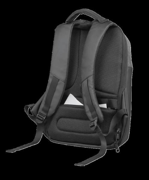 "Trust Nox Anti-theft Backpack 16"" Black [11]"