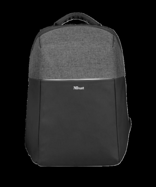 "Trust Nox Anti-theft Backpack 16"" Black [2]"