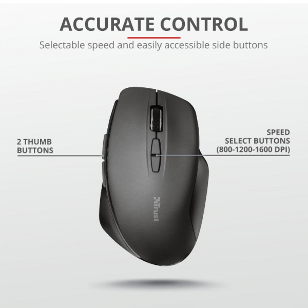 Trust Themo Rechargeable Wireless Mouse 4