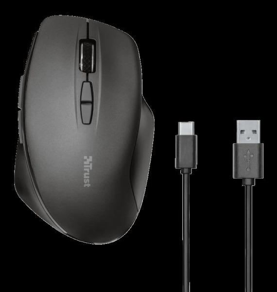 Trust Themo Rechargeable Wireless Mouse 1