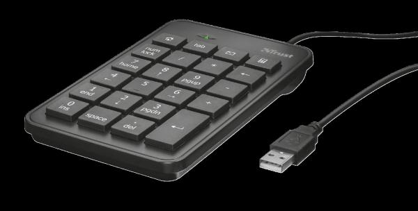 Trust Xalas USB Numeric Keypad 1